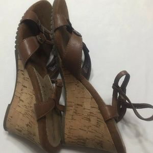 Thomas Mcan Shoes - Thomas Mcan Womens Wedge Heels 8.5